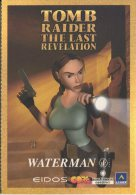 Promocard Advertising Postcard, Tomb Raider, The Last Revelation, Waterman (Pens) 1452 - Advertising