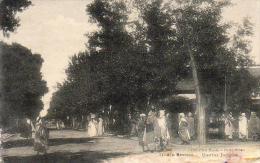 ALGERIE  AIN- BESSEM  Quartier Indigène  .... - Algerije
