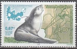 TAAF 2000 Yvert 264 Neuf ** Cote (2015) 2.30 Euro Otarie - Terres Australes Et Antarctiques Françaises (TAAF)