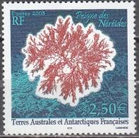 TAAF 2005 Yvert 412 Neuf ** Cote (2015) 10.00 Euro Peigne De Néréides - Terres Australes Et Antarctiques Françaises (TAAF)
