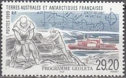 TAAF 1999 Yvert 245 Neuf ** Cote (2015) 13.00 Euro Programme Geoleta - Terres Australes Et Antarctiques Françaises (TAAF)