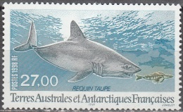 TAAF 1998 Yvert 228 Neuf ** Cote (2015) 12.00 Euro Le Requin Taupe - Neufs