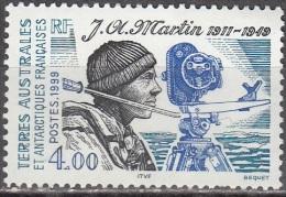 TAAF 1999 Yvert 239 Neuf ** Cote (2015) 2.30 Euro Jacques-André Martin - Terres Australes Et Antarctiques Françaises (TAAF)