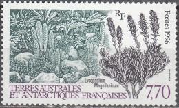 TAAF 1996 Yvert 209 Neuf ** Cote (2015) 3.90 Euro Flore Lycopodium Magellanicum - Neufs