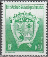 TAAF 1994 Yvert 184 Neuf ** Cote (2015) 0.20 Euro Armoiries Des TAAF - Neufs