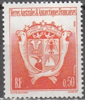 TAAF 1995 Yvert 194 Neuf ** Cote (2015) 0.20 Euro Armoiries Des TAAF - Neufs