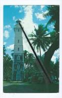 Carte - Vue De Tahiti -   Carte Voyagée  Par Avion Via Air Mail - Polynésie Française