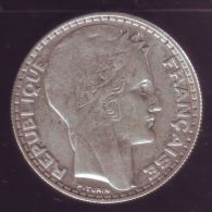 *O406 FRANCE. FRANCIA. 1933. 20 FRANCOS. SILVER. - Tokens & Medals