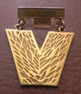 *O413 CUBA MEDAL. MEDAL VANGUARDIA DE LA FAR. FUERZAS ARMADAS ARMY - Tokens & Medals