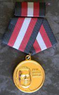 *O91 CUBA MEDAL OF RAUL GOMEZ GARCIA - Other
