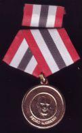 *O98 CUBA MEDAL OF PEDRO MARRERO - Tokens & Medals