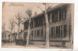 47 - VILLENEUVE-SUR-LOT . EYSSES . École Communale De Garçon - Réf. N°9818 - - Villeneuve Sur Lot