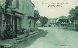 47 - LACAPELLE BIRON - Avenue De Gavaudun - France
