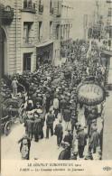 75 -  PARIS - Le Conflit Europeen En 1914 - Les Camelots Attendant Les Journaux - Other