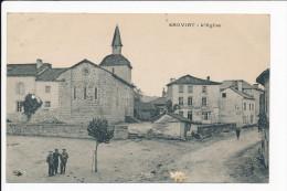 Carte De SAUVIAT    ( Recto Verso ) état Moyen Dommage Car Peu Courante - France