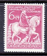 Germany  B 290  * - Unused Stamps