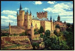 Segovia  -  Alcazar / Catedral  -  Ansichtskarte Ca.1980    (4477) - Segovia