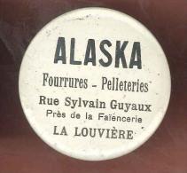 La Louvière  Miroir Publicitaire   1960 - Other