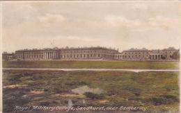 SANDHURST - ROYAL MILITARY COLLEGE - Inglaterra