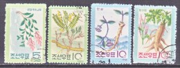 KOREA  430-3   (o)   MEDICINAL  PLANTS - Plantes Médicinales