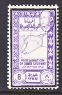 FRENCH  SYRIE  295   *   MAP - Syria (1919-1945)