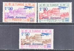 FRENCH  TUNISIE  C 10-12  * - Tunisia (1888-1955)