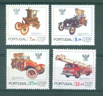 PORTUGAL - Mi 1544/1547 - MNH** - Cote 8,00 € - 1910-... République