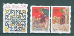 PORTUGAL - Mi 1548 + 1552/1553 - MNH** - Cote 4,20 € - 1910-... République