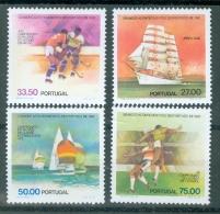 PORTUGAL - Mi 1558/1561 - MNH** - Cote 15,00 € - 1910-... République