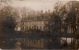 Rouvres En Plaine: Carte Photo Du Château (Editeur Non Mentionné) - France