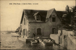 29 - ILE TUDY - Abri Du Marin - Lavandières - Ile Tudy