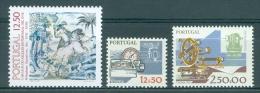 PORTUGAL - Mi 1592/1594 - MNH** - Cote 7,70 € - 1910-... République