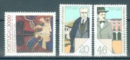 PORTUGAL - Mi 1665/1667 - MNH** - Cote 4,30 € - 1910-... República