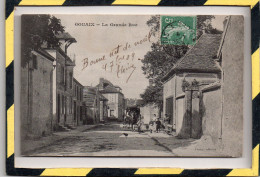 GOUAIX. - . LA GRANDE RUE. COICY EDITEUR - France