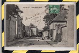 GOUAIX. - . LA GRANDE RUE. COICY EDITEUR - Other Municipalities
