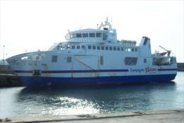 """BATph017 - Bateau à Passagers """"VINDILIS"""" - Compagnie Océane - Ferries"""