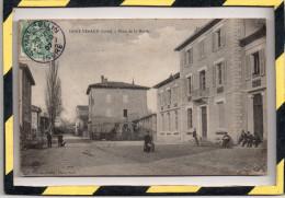 SAINT-VERAND. - . PLACE DE LA MAIRIE - Saint-Vérand