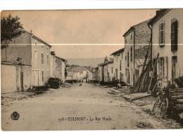 Carte Postale Ancienne De EULMONT - Autres Communes