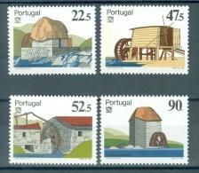 PORTUGAL - Mi 1704/1707  - MNH** - Cote 8,00 € - 1910-... République
