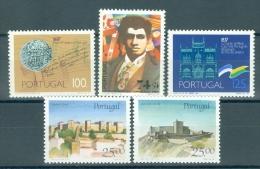 PORTUGAL - Mi  1729/1733  - MNH** - Cote 11,90 € - 1910-... République