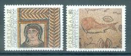 PORTUGAL - Mi  1767/1768 - MNH** - Cote 3,00 € - 1910-... République