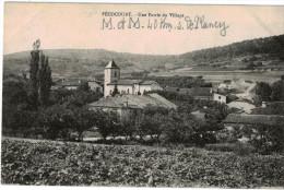 Carte Postale Ancienne De FECOCOURT - France