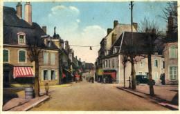 LUZY - NIEVRE   (58)  - PEU COURANTE CPA. - France