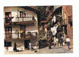 FONTARABIE: Un Vieux Quartier Pittoresque Pays Basque Espagnol - Autres