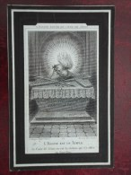 Bidprentje:Eerwaarde Zuster Maria Leonora Geboren Te Breda 1834  Overleden Te Woerden 1879    ( 2 Scans ) - Religion & Esotérisme
