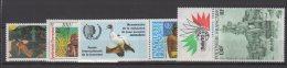 Polynésie Française - Année  1985 Complète   -  Poste Aérienne Luxe ** - Années Complètes