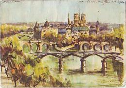 Paris   H146          La Cité Notre Dame Et Ste Chapelle ( Girard ) - Notre-Dame De Paris