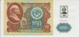 Transnistria  100  Ruble 1991 Pick 6 UNC - Moldavia