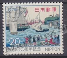 Japan - Japon 1972 Yvert 1070,  Centenary Of The Customs Services - MNH - 1926-89 Emperador Hirohito (Era Showa)