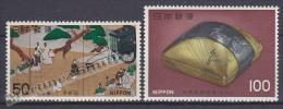 Japan - Japon 1978 Yvert 1247-48, National Treasures (VII) - MNH - 1926-89 Kaiser Hirohito (Showa Era)